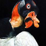 King Juan Art Print