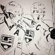 Kings Captains Art Print