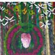 Kings Flowers Art Print