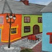 Kinsale Ireland Art Print