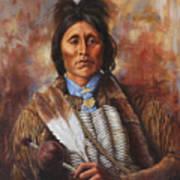 Kiowa Art Print