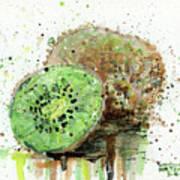 Kiwi 1 Art Print