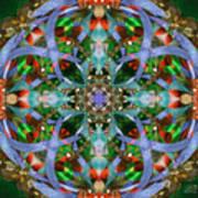 Knots Xviii Art Print