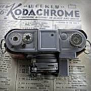 Kodachrome Weekly Art Print
