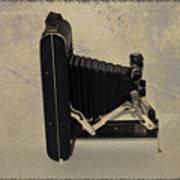 Kodak A 116 Folding Bellows Camera 1921 Art Print