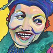 Koko Vivienne Art Print