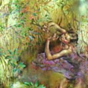 Komorebi Art Print
