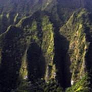 Koolau Range, Oahu Art Print