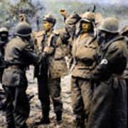 Korean War: Prisoners Art Print
