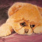 Flying Lamb Productions     Koty The Puppy Art Print