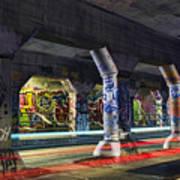 Krog Street Tunnel Art Print