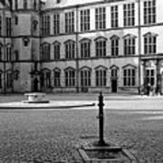 Kronborg Castle Courtyard Art Print