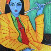 Krsna Art Print
