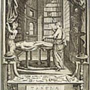 Kulmus About Perform Autopsy, 18th Art Print