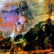 Kupua Hula Art Print