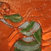 Kwepena - Tile Art Print