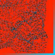 L11-0-214-255-255-41-0-3x3-3000x3000 Art Print