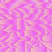 l15-A2AAFF-4x3-2400x1800 Art Print