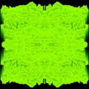 L8-64-151-255-0-1600x1600 Art Print