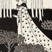 La Beale Isolde Art Print