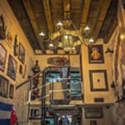 La Cubana Restaurant Art Print