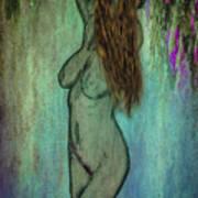 La Femme II Art Print