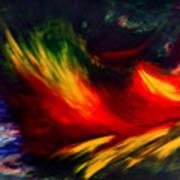 La Fleur Du Paradis Art Print