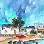 La Isleta Del Moro 07 Art Print