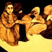 La It Khafeen Habibti Art Print