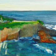 La Jolla Cove 021 Art Print