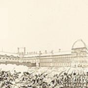 La Journee Du 10 Aout 1792 Art Print