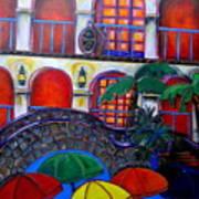 La Mansion Del Rio Art Print