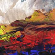 La Mer Rouge Art Print