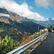 La Palma - Barranco De Las Angustias Art Print