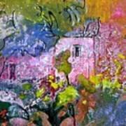La Provence 04 Art Print