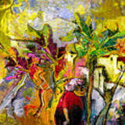 La Provence 05 Art Print
