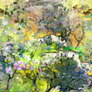La Provence 07 Art Print