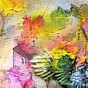 La Provence 12 Art Print