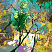 La Provence 16 Art Print