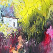 La Provence 18 Art Print