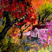 La Provence 22 Art Print
