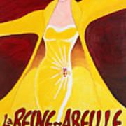 La Reine Abielle Art Print