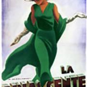 La Rinascente Novita Di Stagioni 1931 Art Print