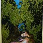 La Romita Road Art Print