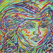 La Rosita Art Print