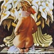 La Tigresa Art Print