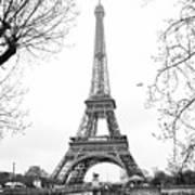 La Tour Eiffel, Paris Art Print