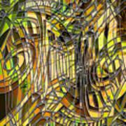 Labirinto2 Art Print