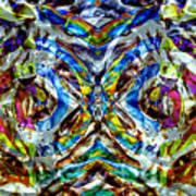 Labyrinth Of The Mind  Art Print