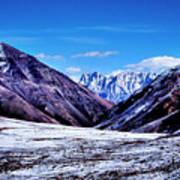 Ladakh, India, Landscape 2 Art Print